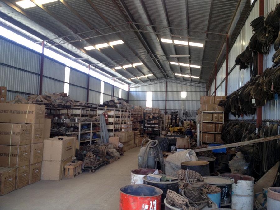 Lohberger Warehouse